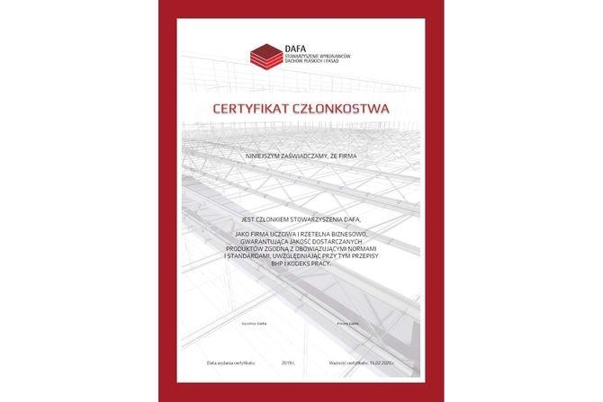 Wybierz firmę z Certyfikatem DAFA - piąta edycja kampanii