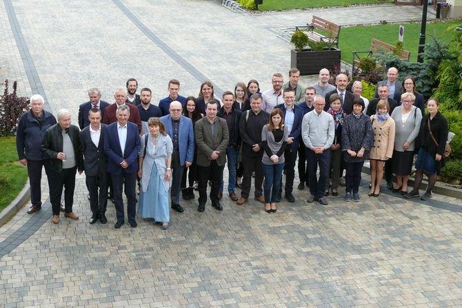 XXXIII Wiosenna Szkoła Fizyki Budowli i Środowiska - Cottonina 2019