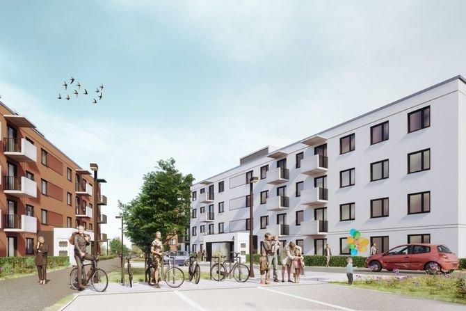 Mieszkanie Plus: w Toruniu powstanie osiedle z prefabrykatów