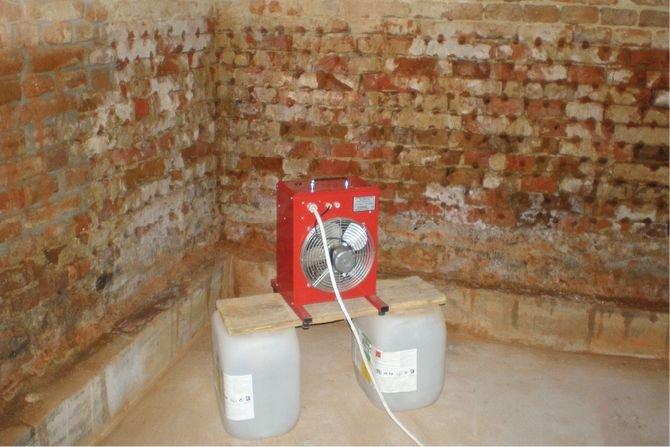 Nie tylko hydroizolacja - metody usuwania nadmiaru wilgoci z przegród budowlanych