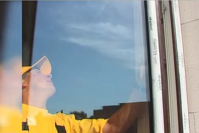 Wpływ sposobu osadzania stolarki okiennej na współczynnik przenoszenia ciepła ściany osłonowej z oknem