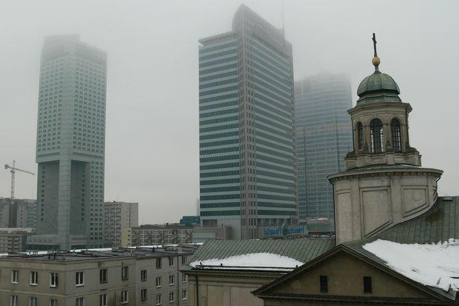 Zakaz spalania węgla w Warszawie od 2024