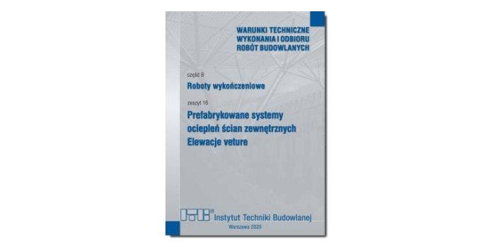 Roboty wykończeniowe - prefabrykowane systemy ociepleń ścian zewnętrznych