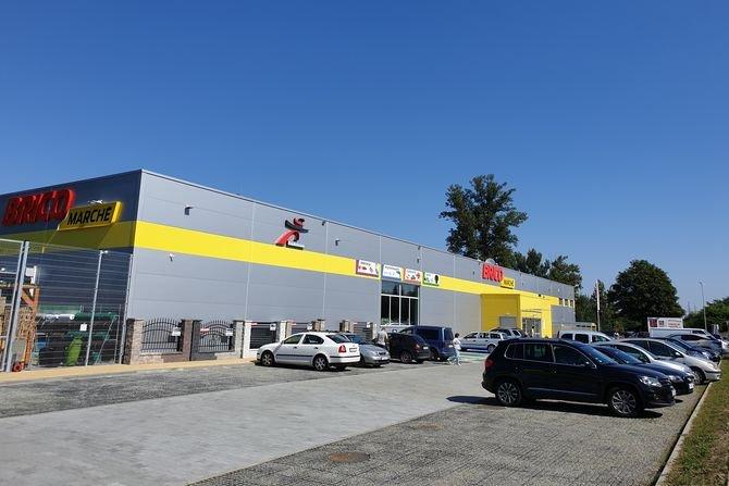 Nowy sklep Bricomarché w Oświęcimiu