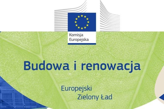 Fala renowacji – strategia Komisji Europejskiej do 2030 r.