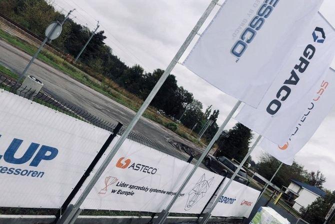 Asteco rozwija sieć regionalnych centrów szkoleniowo-serwisowych
