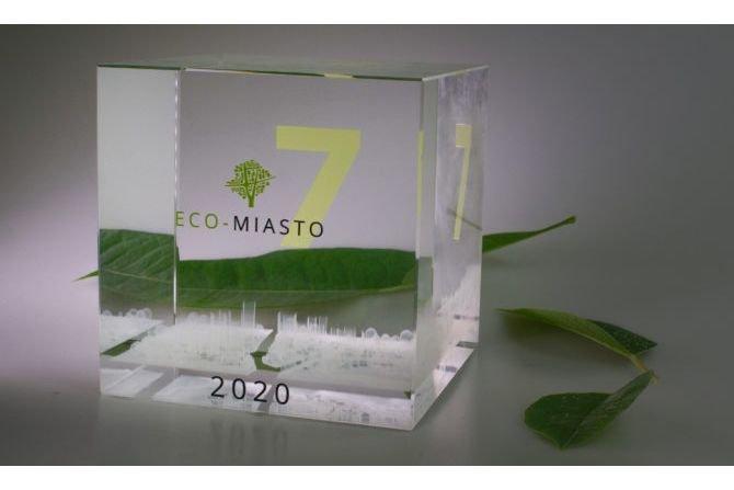 Laureaci konkursu ECO-MIASTO 2020