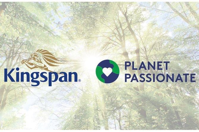 Planet Passionate – nowa wizja zrównoważonego rozwoju firmy Kingspan do roku 2030