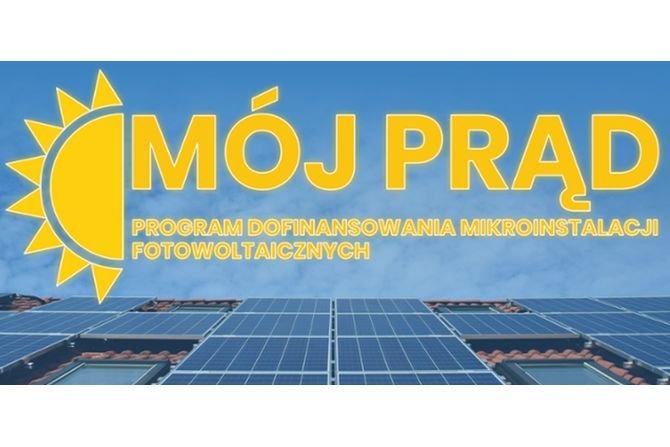 Sukces programu Mój Prąd – nowy nabór w 2021 r.