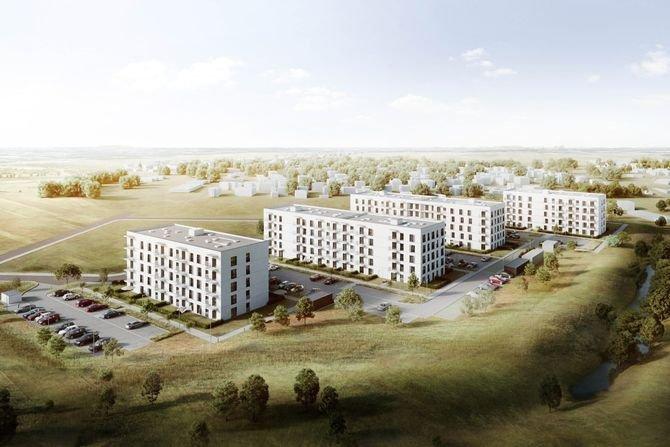 Mieszkanie Plus w Nakle nad Notecią – projekt osiedla