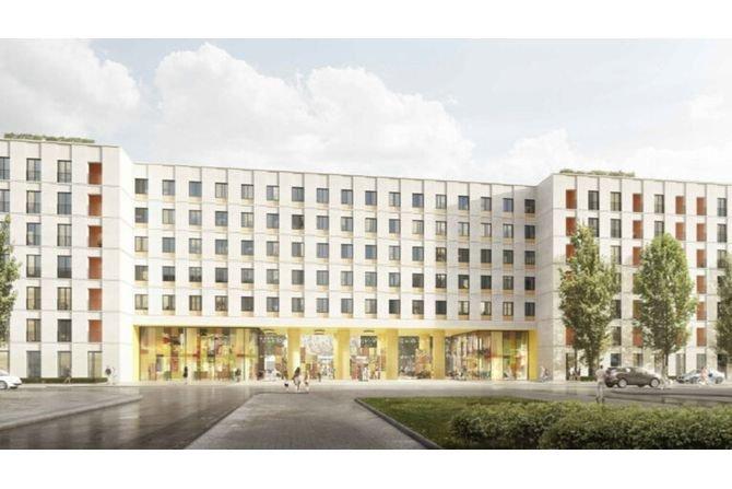 Mieszkanie Plus: inwestycja w Warszawie realizowana w BIM