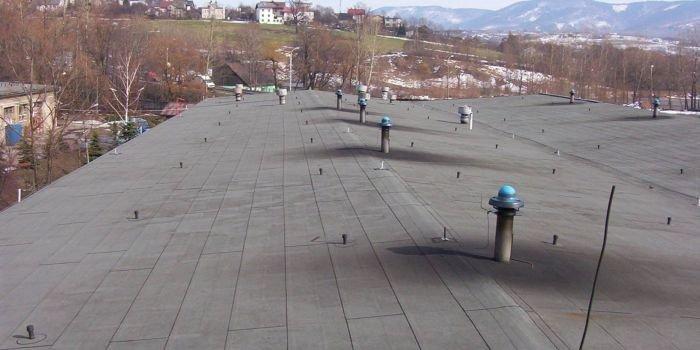Renowacja dachów płaskich i pochylonych