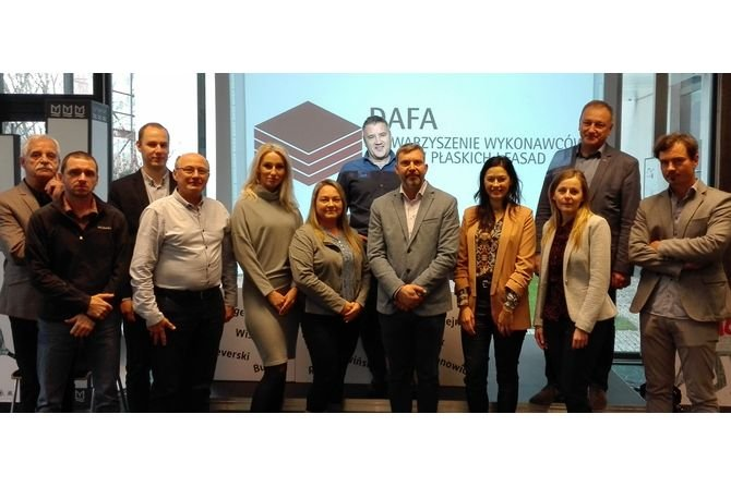 DAFA tworzy wytyczne ochrony przeciwkorozyjnej