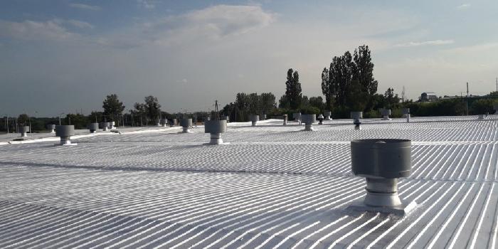 Canada Rubber chłodny dach – termorefleksyjne powłoki dachowe najwyższej jakości