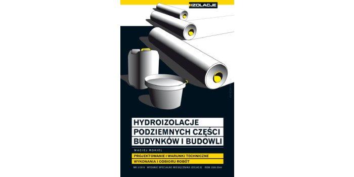 Hydroizolacje podziemnych części budynków i budowli