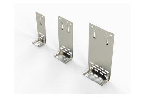 Konsole pasywne AGS HI + z innowacyjną powłoką metaliczną