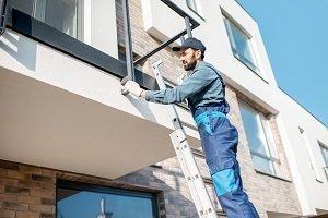 Czego użyć do naprawy balkonu lub tarasu?