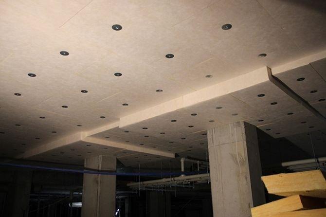 Zobacz rozwiązania wspomagające tłumienie stropów