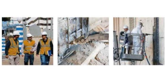 Zaprawy do naprawy betonu (norma EN 1504)