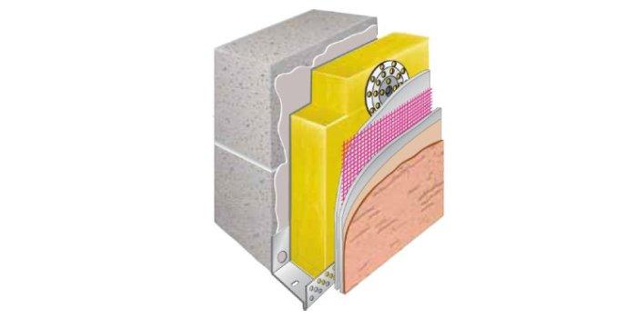 Określenie optymalnej grubości warstwy termoizolacyjnej dla zewnętrznych ścian budynku mieszkalnego