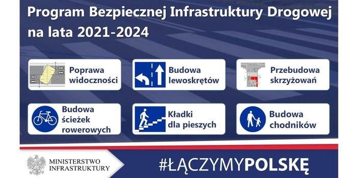 Rząd przyjął Program Bezpiecznej Infrastruktury Drogowej