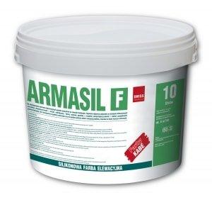 Farba elewacyjna silikonowa ARMASIL F