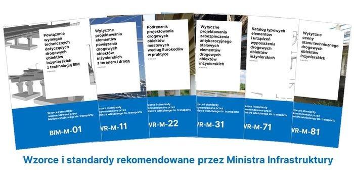 Nowa jakość w wymaganiach technicznych z rekomendacją ministra infrastruktury