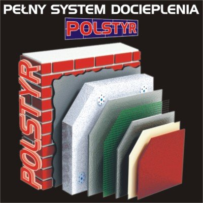 Kompletne systemy dociepleń POLSTYR
