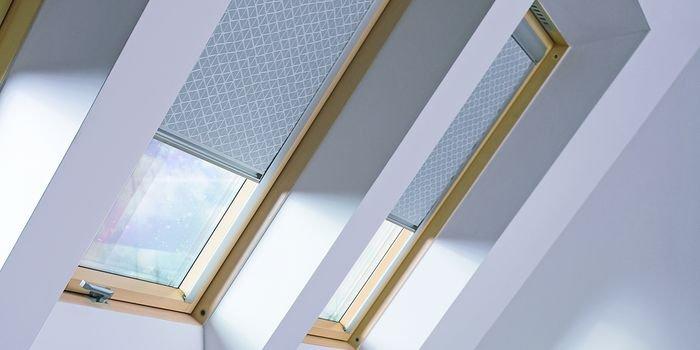 Trzyszybowe okna dachowe