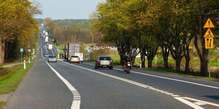 Stan techniczny nawierzchni sieci dróg krajowych – raport na koniec 2020 roku