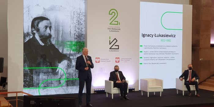 Dwa lata działalności Sieci Badawczej Łukasiewicz