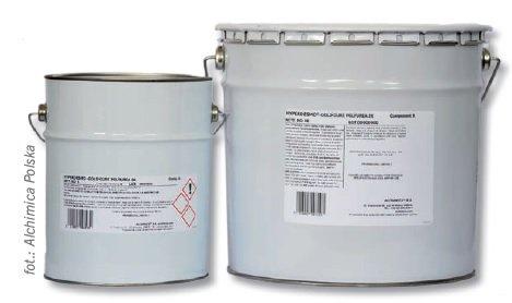 Hyperdesmo Cold Cure Polyurea 2K Zero