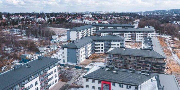 W Krakowie 481 mieszkań z programu Mieszkanie Plus
