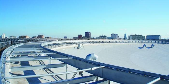 Nowa fabryka membran PVC w Wykrotach