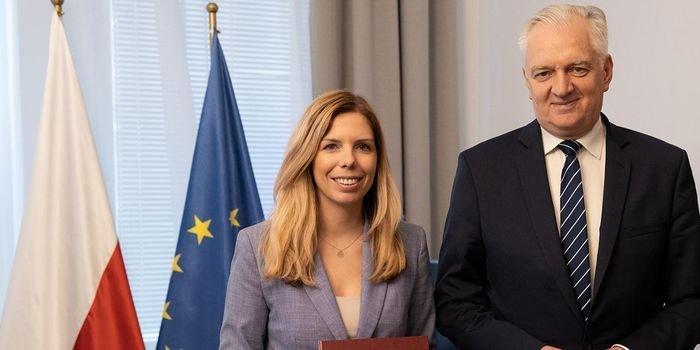 Anna Kornecka pełnomocnikiem ministra ds. inwestycji i Zielonego Ładu