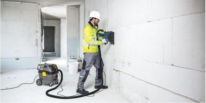 Twoje płuca to nie filtr. Jak zapewnić wolne od pyłów środowisko pracy na budowie?