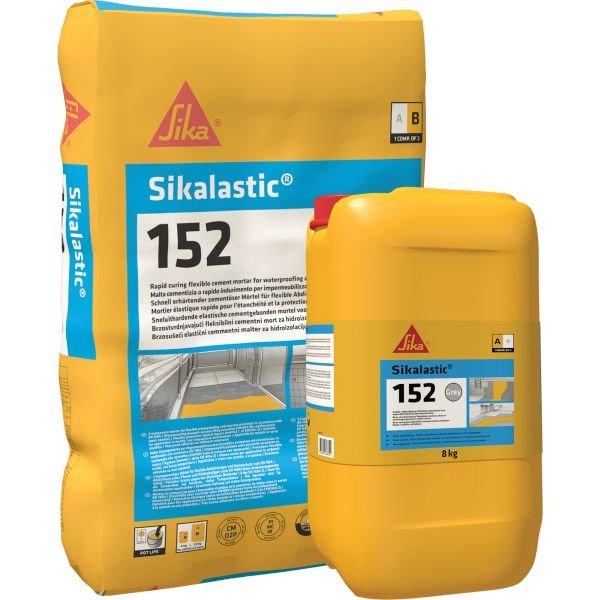 sikalastic 152 szybkosprawna zaprawa cementowa