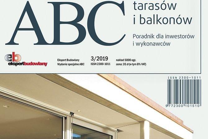 ABC tarasów i balkonów