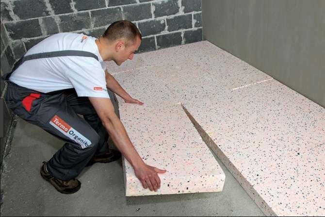 Jak projektować podłogi, stropy i ich złączy w kontekście nowych wymagań cieplnych? Fot. Termoorganika