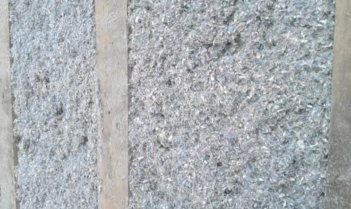 Certyfikat CE dla celulozowych izolacji termicznych, na podstawie normy zharmonizowanej   Harmonised norm for CE certification of loose fill cellulose insulation materials Derowerk