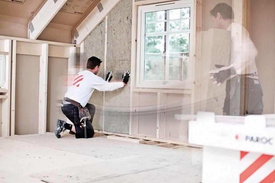 Poradnik wykonawcy. Jak ocieplić dach i ściany kolankowe na poddaszu użytkowym? Paroc Polska