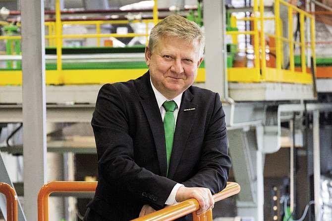 Tomasz Wesołowski - prezes zarządu firmy Petralana S.A. Petralana