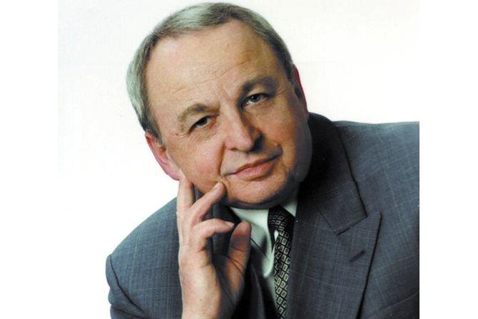 Prof. dr hab. inż. Jan Misiak - prezydent Wyższej Szkoły Ekologii i Zarządzania WSEiZ