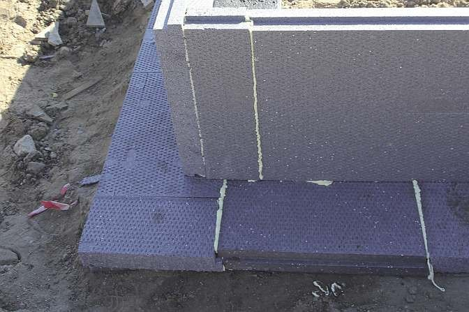 Jak prawidłowo projektować izolację cieplną fundamentów? Fot. Polskie Stowarzyszenie Producentów Styropianu