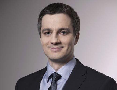Tomasz Baranowski - prezes zarządu firmy Balex Metal Balex Metal