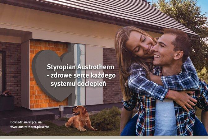 Dlaczego warto ocieplać dom? Austrotherm