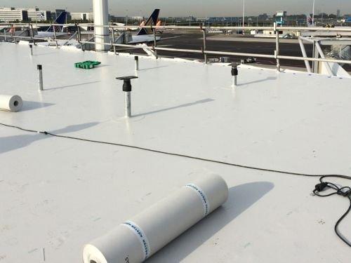 Membrany dachowe do krycia dachów płaskich z termoplastycznych poliolefinów KÖSTER TPO