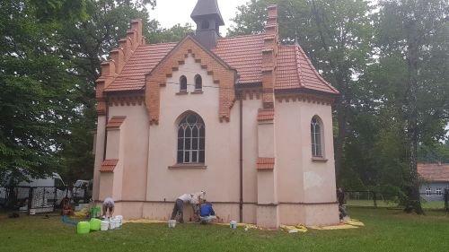 Kaplica w Chorowicach