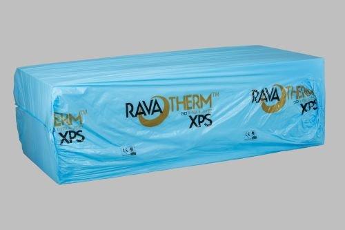RAVATHERM - niebieskie płyty izolacyjne