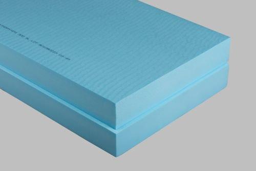 Niebieskie płyty izolacyjne